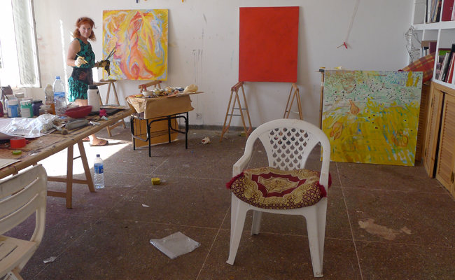 1st Casablanca International Art Biennale – Ifitry Artist Residency